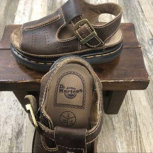 90s Dr Martens Sandals Size 4